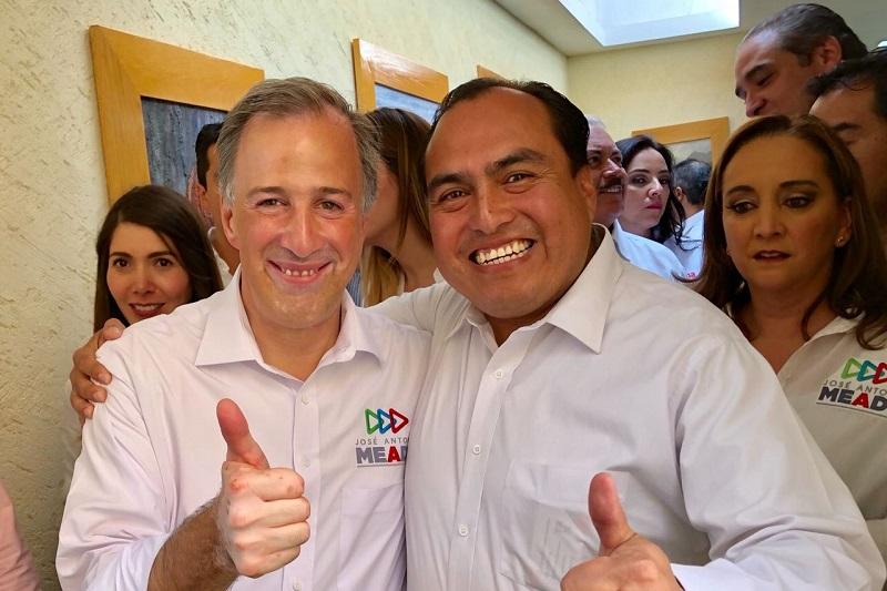 Gerónimo Color, destacó que en los hechos, José Antonio Meade puso sobre la mesa aquí en Michoacán, la mejor propuesta a favor de este sector de la sociedad