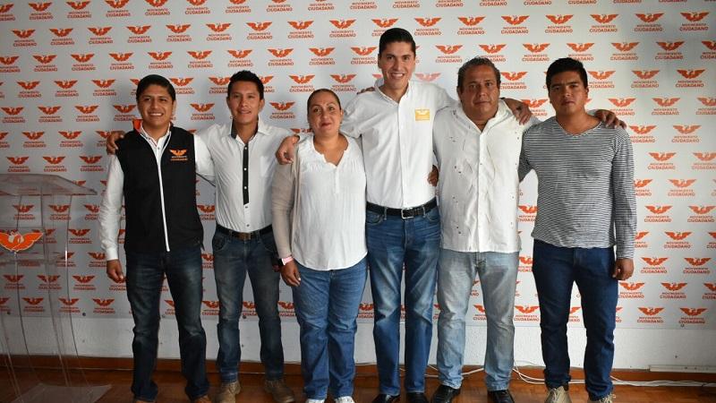 Sacudiremos la vida pública de Michoacán: Javier Paredes