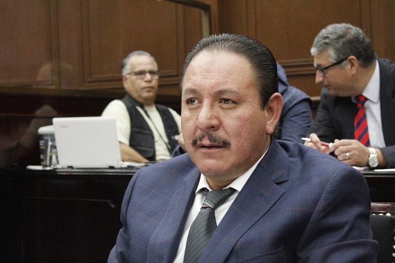 El presidente de la Comisión de Salud y Asistencia Social mencionó que confía que dicha Ley se pueda aprobar en la próxima sesión