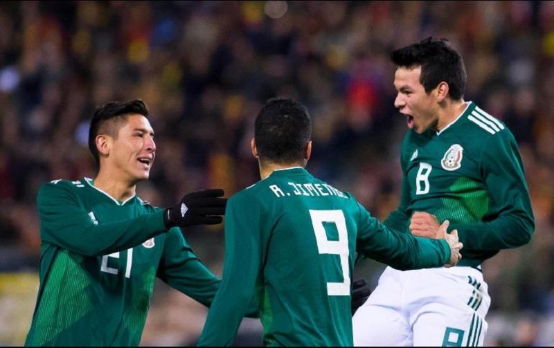 En calidad de invitada, la Selección Mexicana había participado ininterrumpidamente en todas las ediciones desde Colombia 1993 hasta la Copa América Bicentenario que se realizó en Estados Unidos en 2016