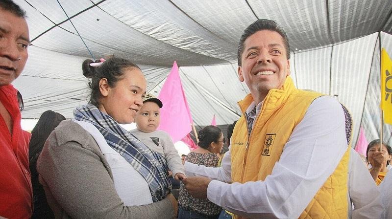 El PRD, es reconocido como el partido que entiende y atiende los intereses de las mayorías, sostiene el abanderado de la coalición Por México al Frente