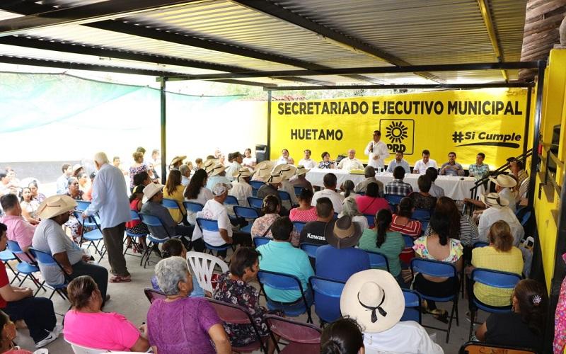Elías Ibarra resaltó que  la defensa  de la riqueza y la soberanía nacional, así como los derechos sociales y  laborales de los mexicanos son una prioridad del PRD