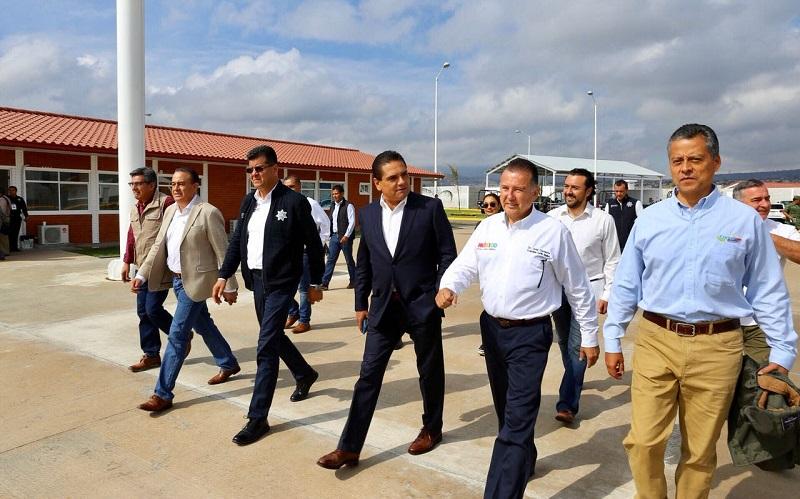 Aureoles Conejo se reunió también con representantes de los medios de comunicación de la región Lerma- Chapala, tal y como lo ha hecho en las diversas regiones de la entidad