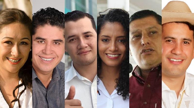 Aquí las apuestas de las diferentes fuerzas políticas y el independiente que se han puesto a consideración en el Distrito 09 de Uruapan. ¿Quién ganará?