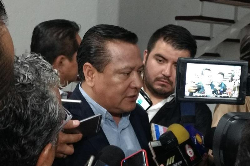 """A López Obrador ya no conocemos, tiene 18 años en campaña y fue dos veces candidato del PRD, """"pero primero siempre hace todo para ganar y luego todo para perder"""": García Avilés (FOTO: SEBASTIÁN ORTEGA)"""