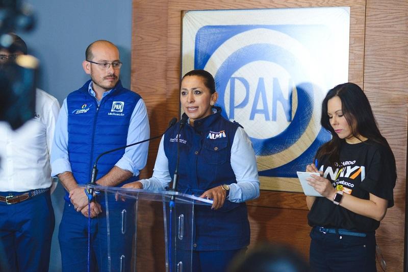 Requerimos protocolos de seguridad para las mujeres, así como dar seguimiento a los trabajos de la Fiscalía de atención de quienes han sufrido algún tipo de violencia: González Sánchez