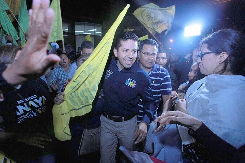 Toño García recalcó que su propuesta legislativa se sustentará sobre cuatro ejes: empleos, seguridad, distribución de recursos justa y equitativa para estados y municipios, y protección del medio ambiente