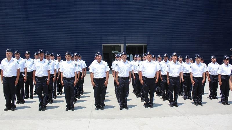 El objetivo es incrementar el estado de fuerza estatal para cumplir con el objetivo de contar con 15 mil policías, tal como lo recomienda la Organización de las Naciones Unidas