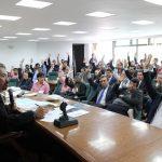 Se pronuncia el órgano de gobierno por la defensa de la Universidad Michoacana y por un presupuesto suficiente y oportuno