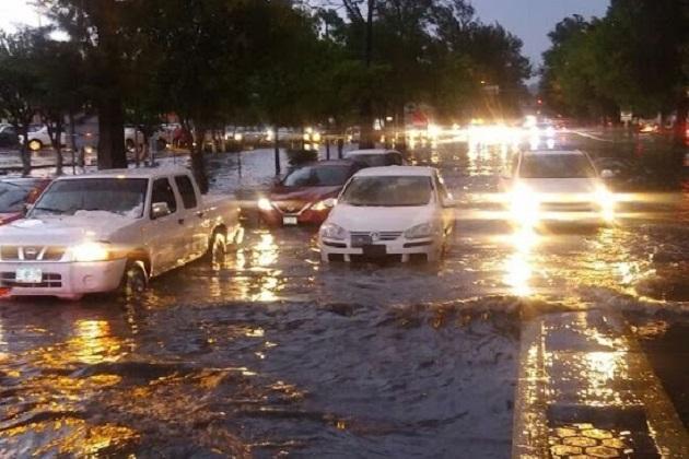 La Coordinación Estatal de PC hace un llamado a extremar precauciones ante el temporal de lluvias, y la disposición del teléfono de emergencias 911 a fin de atender cualquier suceso con oportunidad