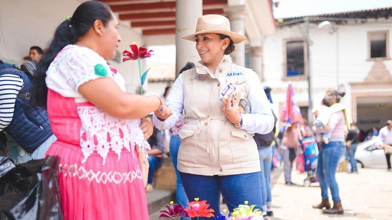 Desde el Senado respaldaré las propuestas de Ricardo Anaya, único candidato presidencial con proyecto para las mujeres