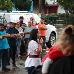 Acompañada del maestro Juan Torres, la candidata escuchó planteamientos de los lugareños, quienes demandaron gestionar mayores apoyos para impulsar sus actividades