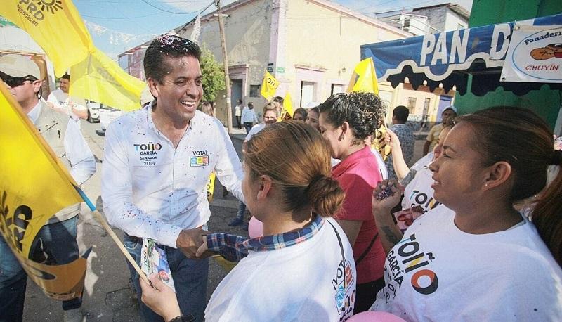 Toño García llamó a que, en coordinación con los tres órdenes de gobierno, se trabaje en impulsar políticas públicas enfocadas en proteger los recursos naturales de la entidad