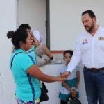 Mauricio Prieto destacó que uno de los compromisos puntuales de su campaña, es servir desde el Congreso como puente para aterrizar recursos a través de programas preventivos y que fortalezcan las instituciones de seguridad