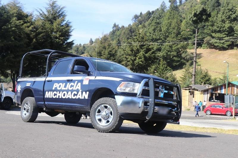 Derivado de las labores operativas, hasta el momento han sido detenidas seis personas presuntamente implicadas en diversos hechos constitutivos de delitos