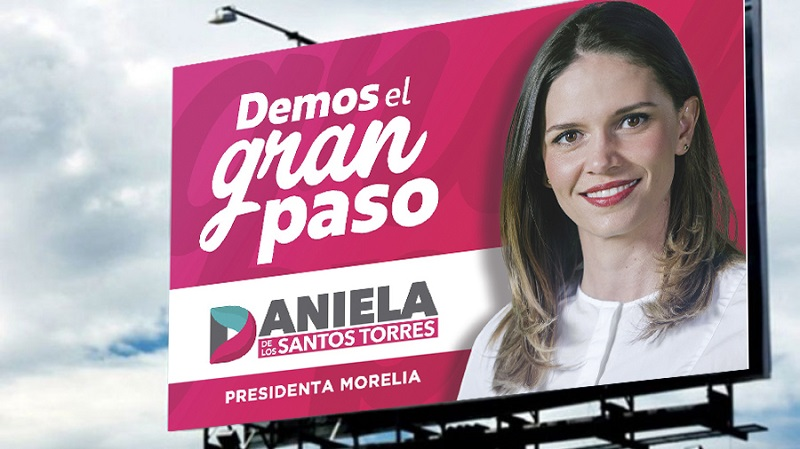 Para arropar la campaña de la candidata por Morelia, en su evento central de las 17:30 horas estará presente la secretaria general del Partido Revolucionario Institucional (PRI), Claudia Ruiz Massieu