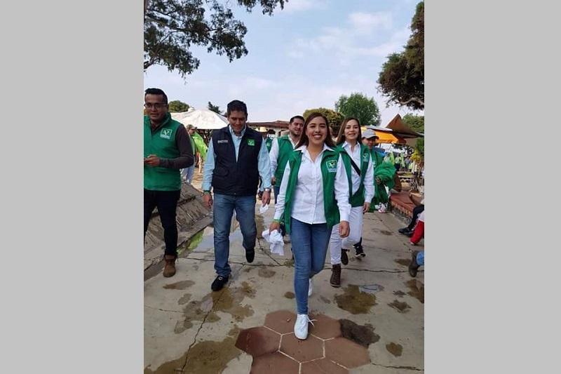 Dayana Pérez propuso involucrar a los jóvenes universitarios de la región en las investigaciones ambientales, orientadas a la recuperar la fauna originaria de este cuerpo de agua