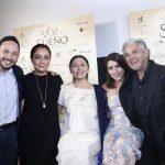 El Gobierno del Estado cumple con los objetivos de promoción del gran potencial que ofrece la entidad a la industria cinematográfica, señala la coordinadora general de Comunicación Social, Julieta López