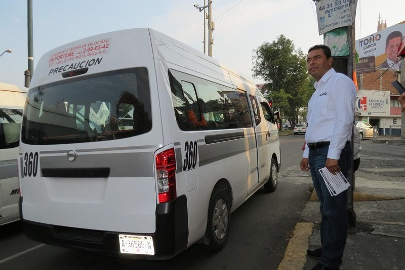 """""""Prestar atención a la necesidad ciudadana debería ser una responsabilidad de quienes fueron elegidos popularmente y no se nos debe olvidar nunca"""": López Mújica"""