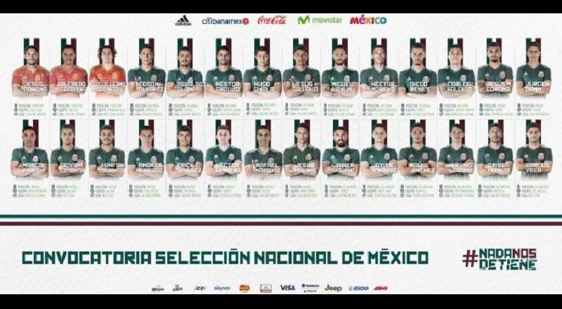 """Sobre la inclusión de Rafael Márquez en la lista, Juan Carlos Osorio dijo: """"Yo creo que está claro que Rafa Márquez es un hombre de futbol con una carrera extraordinaria (...) pero queremos que al final la decisión sea por lo que le pueda aportar al equipo dentro de la cancha"""""""