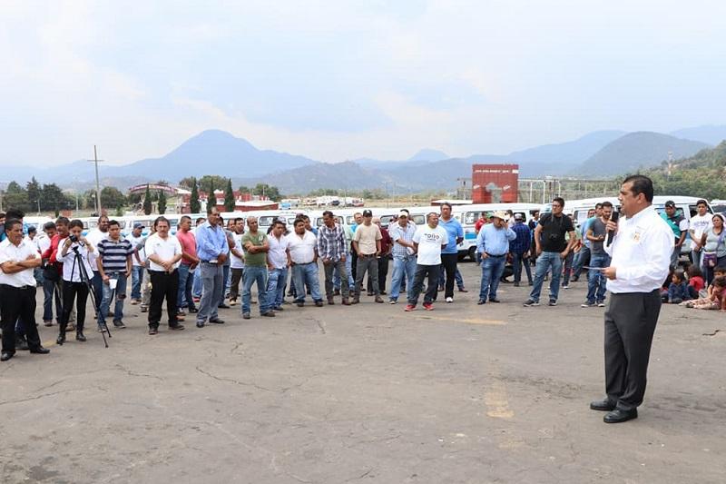 """Elías Ibarra Torres es candidato de la coalición """"Por México al Frente"""" a diputado federal por Zitácuaro"""