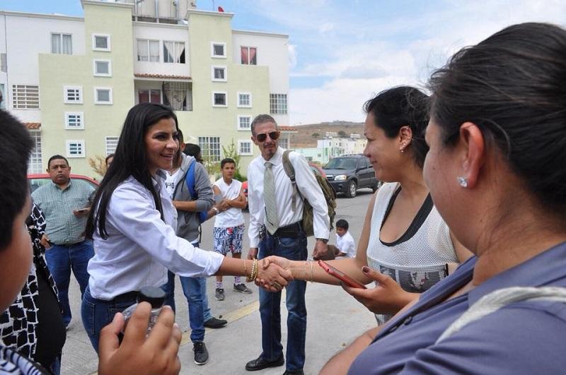 Ruiz Ríos mencionó que su proyecto es impulsar el empoderamiento del ciudadano