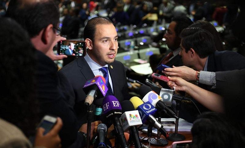 Cortés Mendoza destacó que de ninguna manera se justifica el que los pobladores cierren los caminos de la región de Nahuatzen, a los simpatizantes de la candidata del PAN al Senado de la República