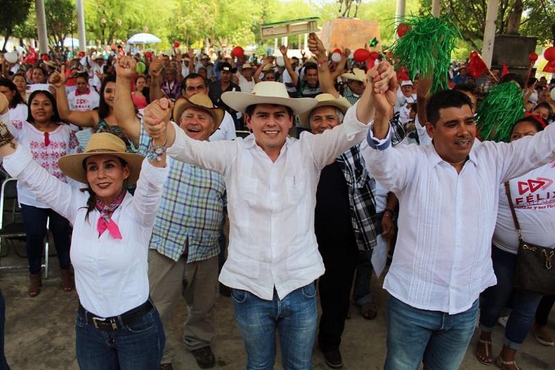 No queremos dependencias de gobierno que maltraten a nuestros campesinos y ganaderos: Toño Ixtláhuac