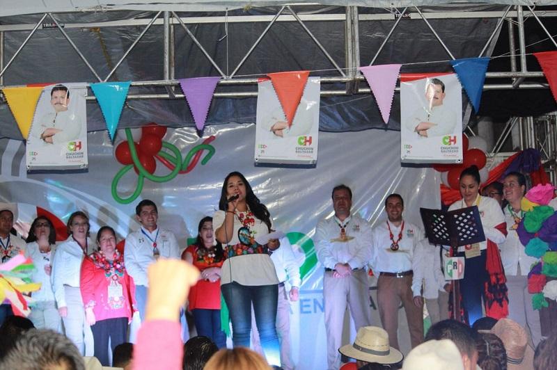 Xóchitl Ruiz también destacó la imperiosa necesidad de continuar con las tareas de empeoramiento de las mujeres
