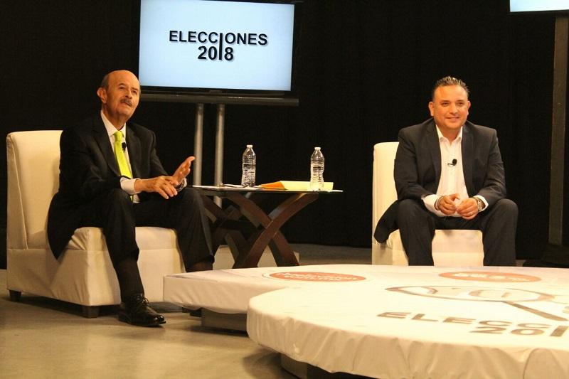 Vallejo Figueroa deploró las condiciones actuales en que se encuentra Morelia en cuanto a servicios básicos, como alumbrado público y agua potable, así como en materia de inseguridad