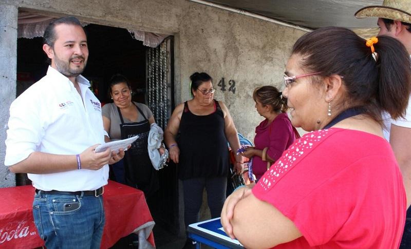 Total respaldo a Fausto Vallejo Mora, es gente de trabajo y compromiso: Colonos