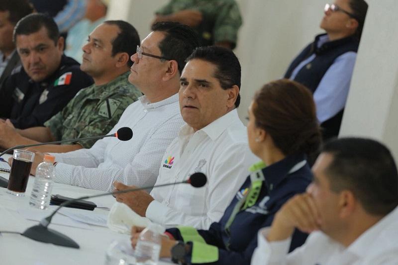 En compañía de la titular de la CGCS, Julieta López, se reúne con representantes de medios de comunicación de Zitácuaro, Maravatío e Hidalgo