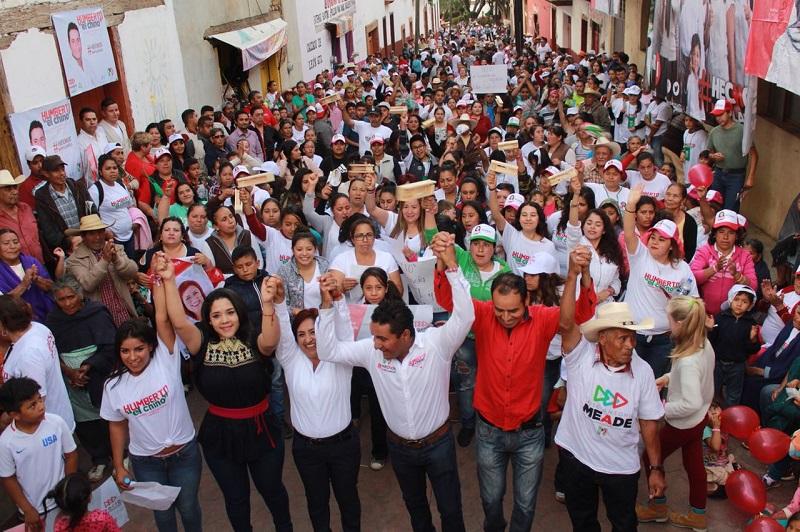 Xóchitl Ruiz, señaló que los jóvenes políticos priistas no vienen a pagar las facturas de aquellos que en el pasado lo hicieron mal, sino a construir nuevas historias
