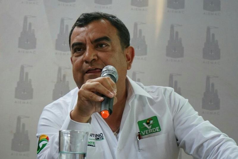 El equipo de Constantino Ortiz exige una aclaración pública por parte de la Televisora, así como la atención de las autoridades electorales para que no se permitan estos ejercicios inequitativos