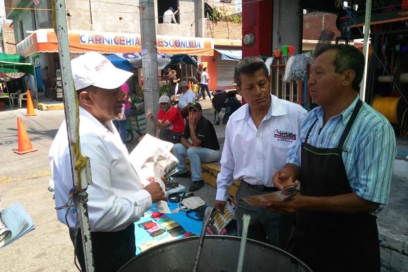 """""""Andrés necesita aliados en tema legislativo, que le ayuden a trabajar en favor de los ciudadanos, y yo quiero ser parte de la transformación"""": Bernabé Bahena"""
