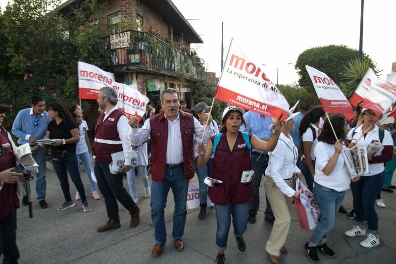 Morón Orozco, Morelia es una ciudad con una riqueza humana y social inmensa, de manera que, simbólicamente, se iniciará ese recorrido por los hogares en el marco del 477 aniversario de su fundación