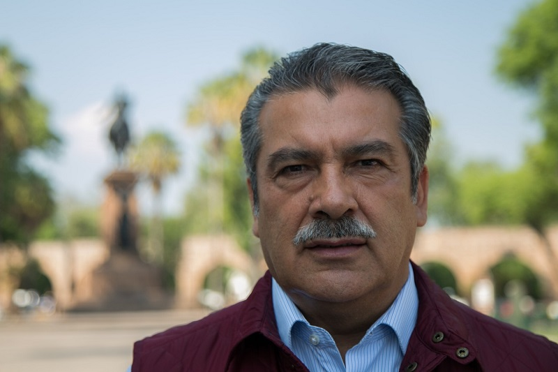 Los ciudadanos reclaman mejores servicios de seguridad pública, bienestar social, desarrollo económico, infraestructura urbana y rescate de espacios públicos, entre otros: Morón Orozco