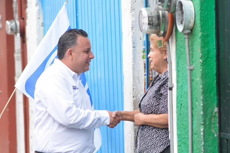 El gabinete lo integrarán los mejores perfiles, sin importar el color partidista: Carlos Quintana