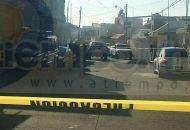 De los hechos se supo que aproximadamente a las 08:00 horas sujetos desconocidos atacaron a balazos a dos personas que se encontraban en interior de un terreno ubicado en la mencionada calle, por lo que vecinos solicitaron apoyo