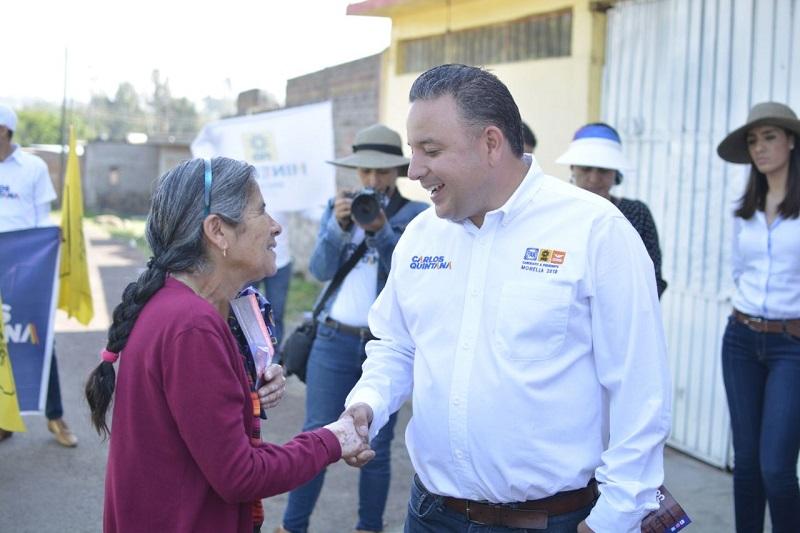 Falta de drenaje es el problema que más aqueja a estas poblaciones, que en conjunto las habitan 3 mil 650 personas: Carlos Quintana