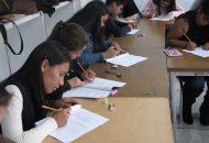 Las fichas se entregarán del 23 de abril al 16 de junio, para posteriormente ser aplicado el examen de reconocimiento de saberes para todas las licenciaturas (excepto Educación Especial) el sábado 23 de junio