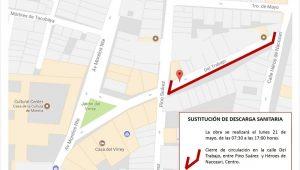Los trabajos se iniciarán a las 07:30 horas y se prevé que concluyan a las 17:00 horas, por lo que se recomienda utilizar vías alternas, como lo es la calle Agrarismo, para evitar mayores contratiempos