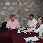 Se dejan a salvo los derechos de los ciudadanos Catalina Torres Ávila y Noé Octavio Aburto Inclán, para que haga valer su derecho ante la autoridad competente en relación con los hechos que señalan en su escrito de denuncia