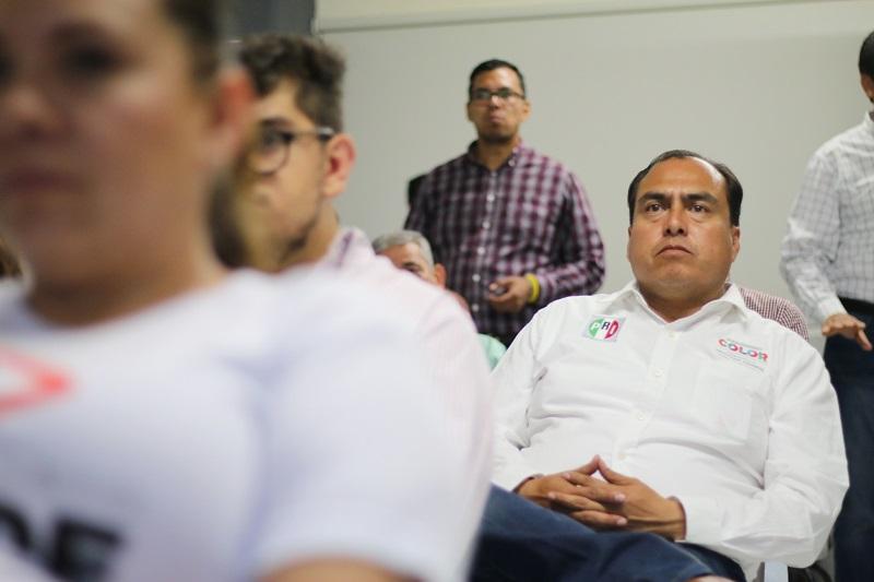 Color Gasca indicó que Pepe Meade trazó un rumbo bien definido para el desarrollo económico de México en materia de comercio exterior y crecimiento