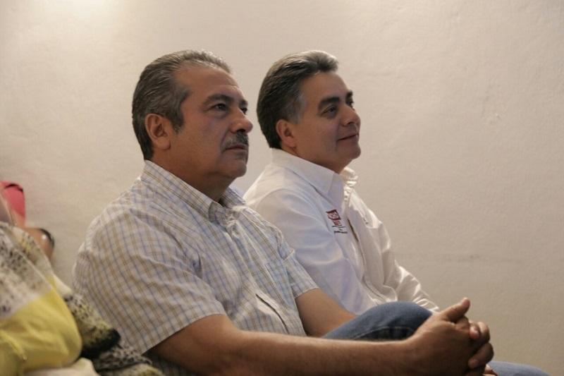 Raúl Morón destacó la postura de AMLO de contar con un Presidente de la República que los defienda y asuma una postura soberana que detenga las agresiones del presidente de EUA hacia los mexicanos