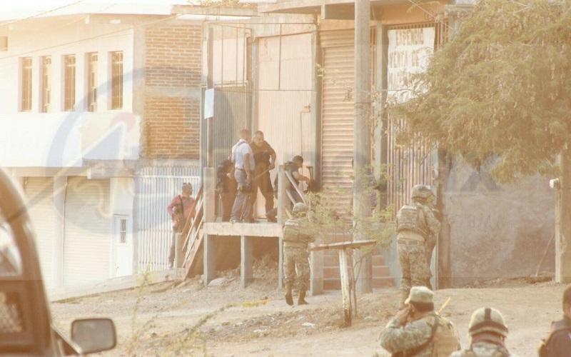 Dos muertos y dos heridos en un enfrentamiento en la Tenencia de Buenos Aires