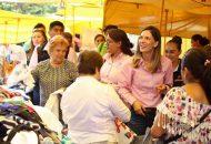 Daniela compartió su proyecto para dignificar estos espacios y se comprometió a enriquecerlo con las opiniones que ha venido recogiendo con los comerciantes de todos los mercados de la ciudad