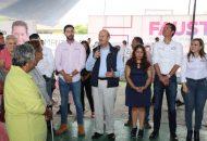 Habitantes de Lomas del Durazno, Trincheras, Peña Blanca, Ciudad Peluche y Lago I recordaron algunas de las acciones que realizó el ahora abanderado del PES a la alcaldía de Morelia en beneficio de la población