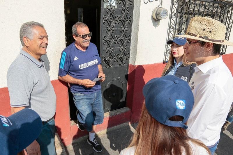 Villegas Soto recordó que como legislador local presentó una iniciativa de Ley con la finalidad de que el Congreso del Estado fuera quien autorizara a los municipios cualquier modificación a las tarifas del agua