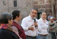 Para construir el programa cultural para Morelia, se efectuarán Conversatorios Ciudadanos de gestión creativa y participativa, a efectuarse en Tezla Music Gallery los jueves 24 y 31 de mayo y 14 y 21 de junio